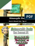metamorphicrocks