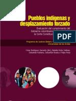 Pueblos indígenas y desplazamiento forzado