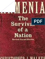 Armenia the Survival of a Nation by C.J. Walker