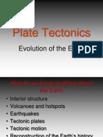 Plate Tectonics - Earth