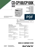 HCD-CP100
