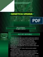 proiect genetica liceu