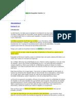 Estado del Arte de Sistemas de Respaldos Versión 1. 2