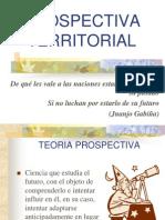 Prospectiva Territorial ESA