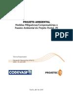 Projeto Ambiental - Medidas Mitigadoras-Compensatórias e Pas[1]