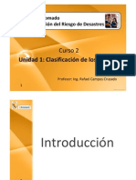 Grd m2 u1a PDF Clasificacion Peligros