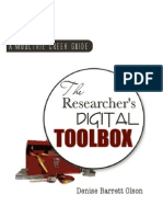 The Researchers Digital Toolbox