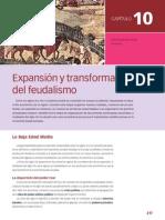 1.1. Expansion y Trans for Mac Ion Del Feudalismo
