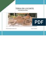 Cesteria en Loconte