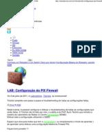 PIX Firewall Estude CCNA