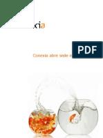 Conexia abre sede en Colombia