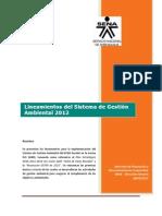 Circular 3-2012-000185 GA-12-007 Lineamientos Del Sistema de Gestion Ambiental SENA 2012_v4b