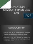 InstalacionServer FTP