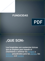 TOXICOLOGIA FUNGISIDAS