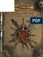 A Weapons of Legacy