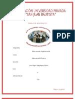 Plan de Competitividad, Cadena Productiva. Asociaciones Finacieras y Otros