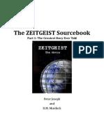 Zeitgeist Source Book