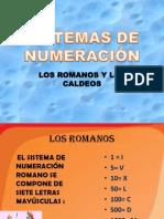 PPT SISTEMAS DE NUMERACIÓN