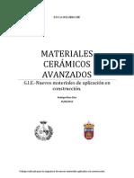 MATERIALES CERÁMICOS AVANZADOS