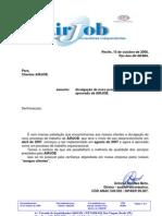 08-884 - Fato Relevante - Novos Processos Airjob