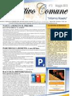 Obiettivo Comune Informa Roseto n. 2