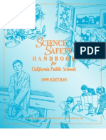 Science Safety Handbook for California Public Schools
