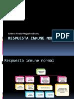 (BUENO) Respuesta Inmune Normal