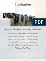 Testimony Tract
