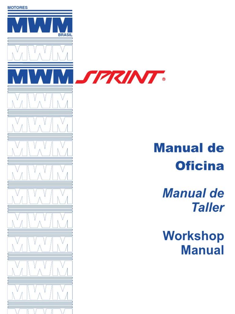 manual taller sprint 2 rh es scribd com  mwm sprint manual