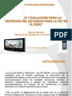 TDT - PERU