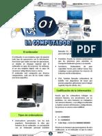 SEMANA 01 - 2012 - Computación e Informática