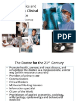 11.Medical Ethics and Challenges in Clinical Practice