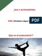 TOLERANCIA Y AUTOCONTROL