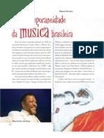 A Contemporaneidade Da Musica Brasileira