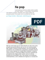 Filosofia Pop - Galileu