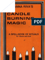 Anna Riva's Candle Burning Magic(Spellbook of Rituals for Good and Evil)