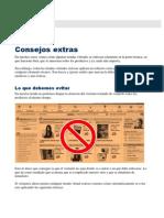 D-Web Avanzado con Jmla-mod4-14Consejos extra de Personalización