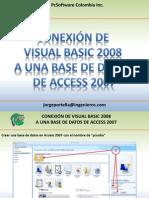 Conectar Acess2007 y VB.netl2008