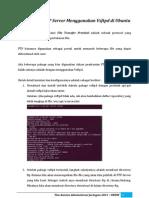 Konfigurasi Ftp Server Menggunakan Vsftpd