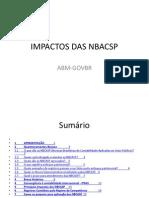 Impactos Das Nbacsp