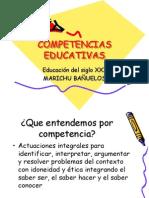 COMPETENCIAS EDUCATIVASmarichu.ppt