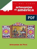 82558729 Artesanias Del Peru Revista CIDAP Varios Autores
