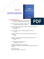 Pediatric VIVA Questions