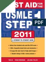 Usmle First Aid 2011