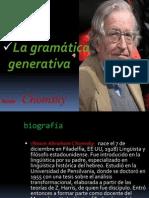 Gramatica Generativa Pres