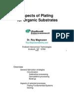 Plating Metal Deposition
