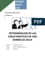 1er informe - LabDeFluidos