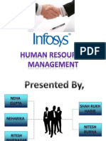 HR Infosys Final Presentation
