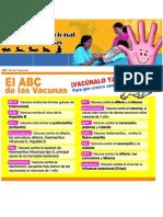 ABC de Las Vacunas