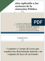 PRESENTACION DE LEGISLACION 1